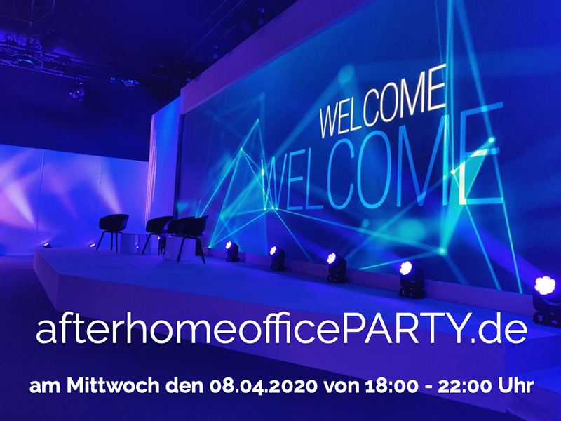 afterhomeofficeparty